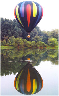 Maryland Hot Air Balloon Flights